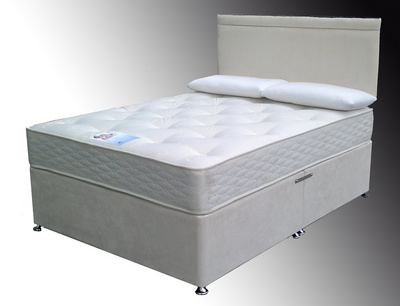 Denver Orthopaedic Divan Bed Sets Single ~ £119! Double ~ £195! King ~ £249!